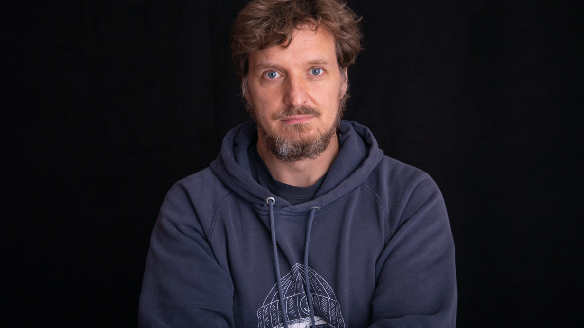 Portrait Daniel Bahrmann